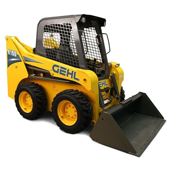 App Skid Steer Loader