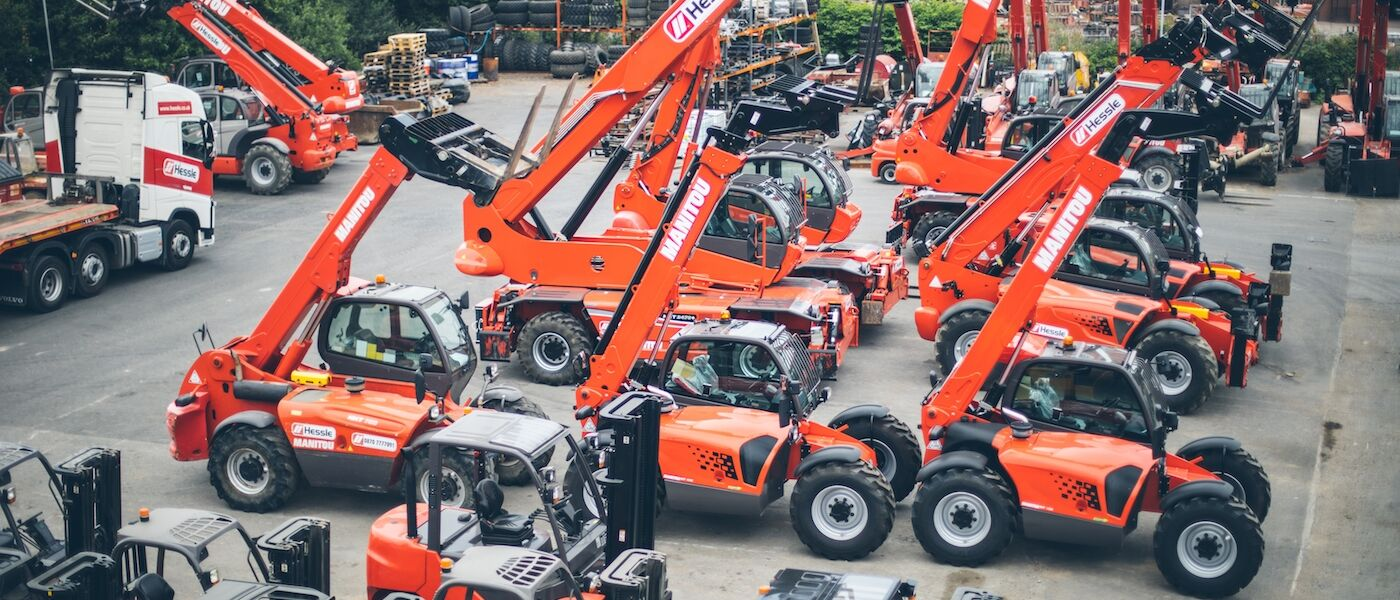 Hessle Fork Trucks provides handling and access solutions