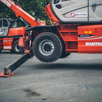 Low Rate Finance From Manitou